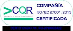 Logo Iso27001 Gurusoft