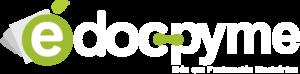 Logo EdocPyme White 300x74