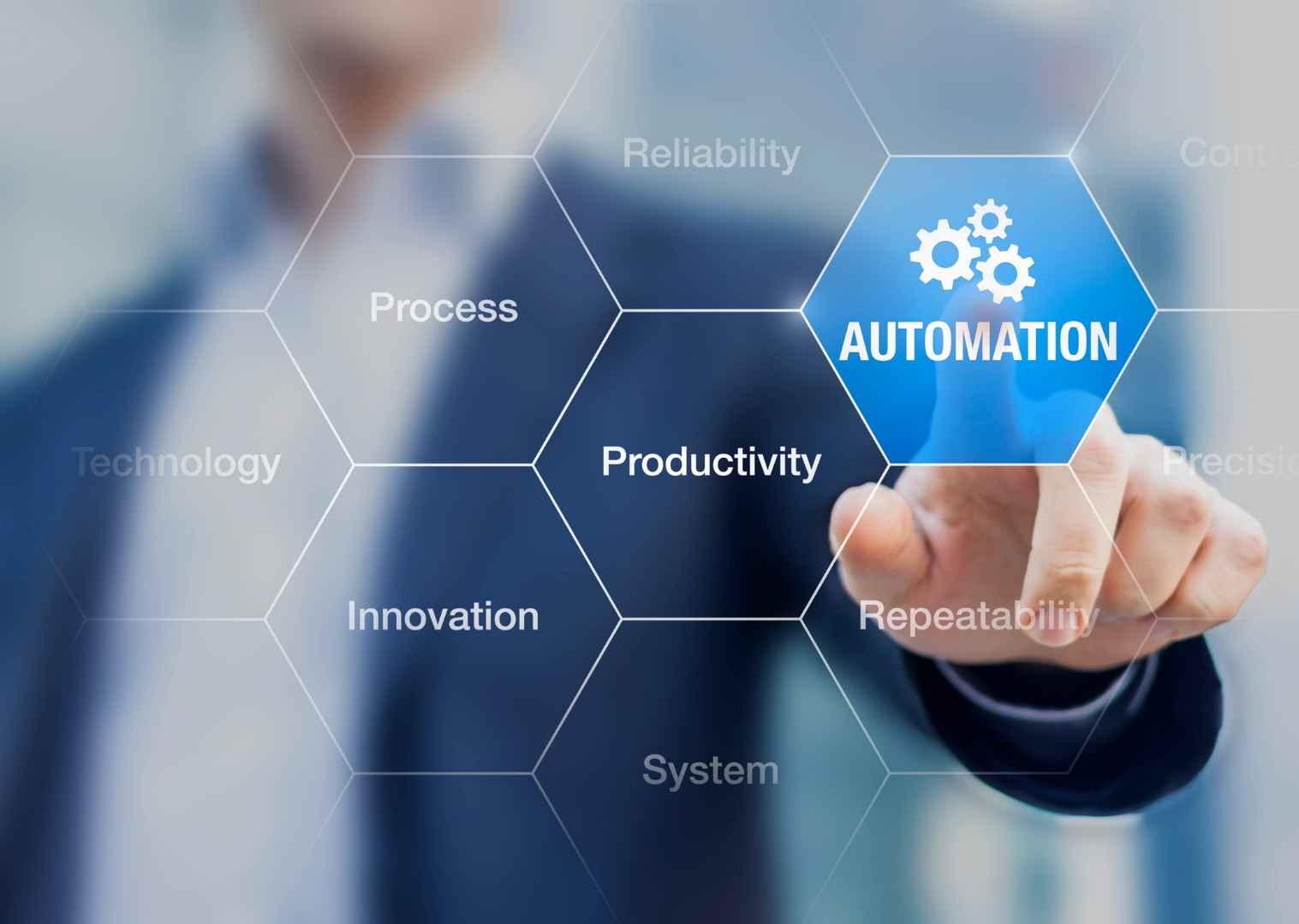 La automatización, clave en el modelo de negocios del mediano plazo