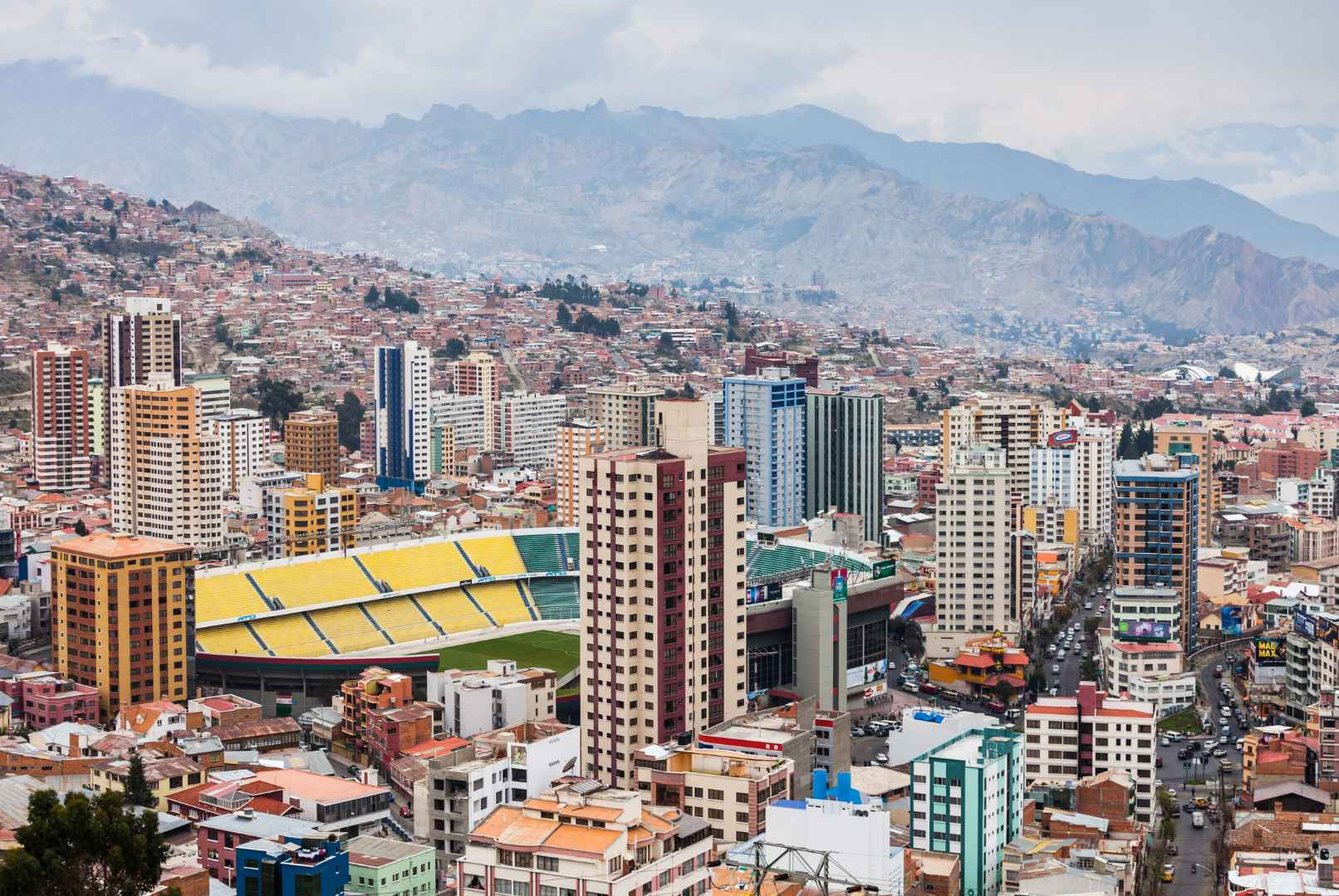 Contingencias y eventos significativos de la Facturación Electrónica en Línea en Bolivia