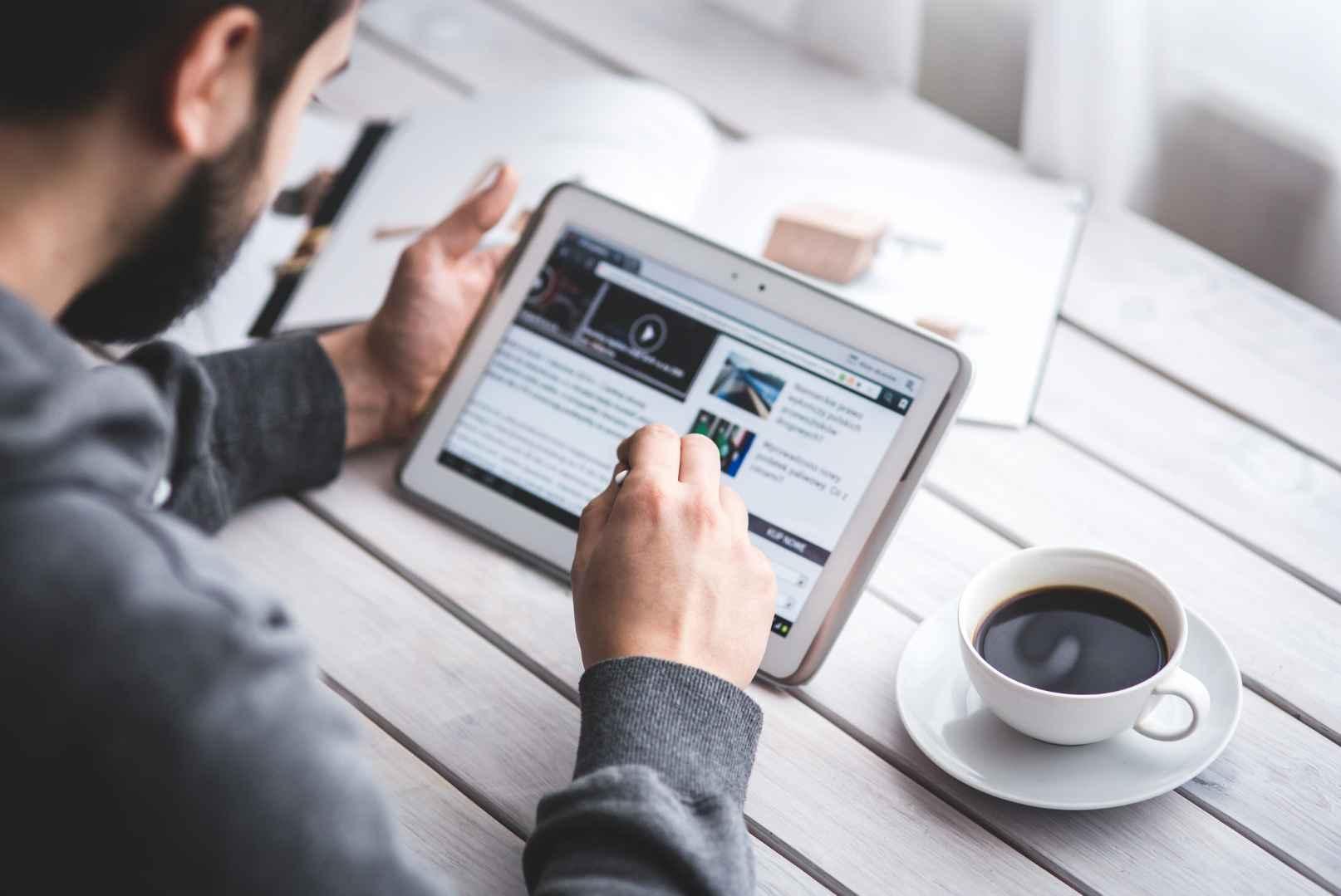 Redes sociales como fuente de noticias
